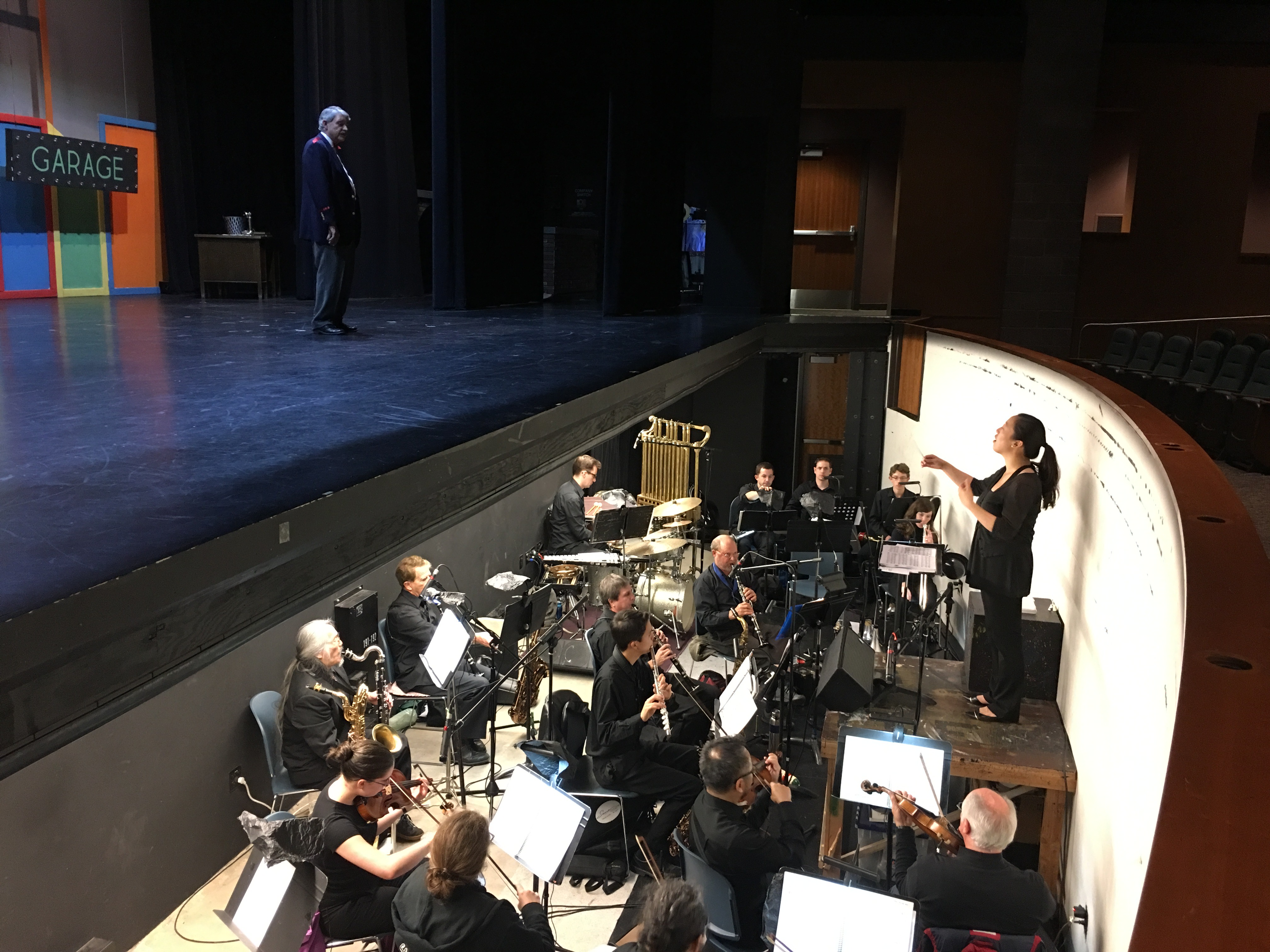 Pit Orchestra Apprenticeship Program – Youth Musical Theater